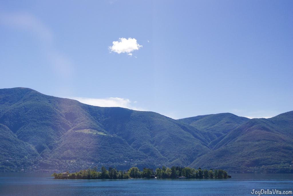 Isole di brissago / Isola di Brissago, Lake Maggiore, Switzerland - Travelblog JoyDellaVita.com
