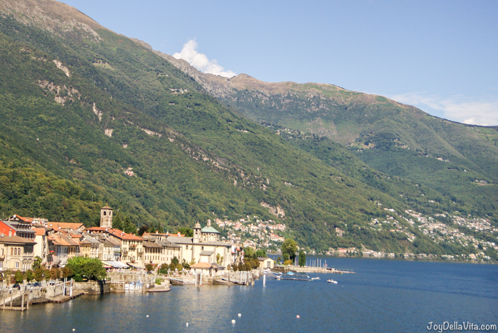 On which days are the markets at Lake Maggiore - Cannobio, Intra, Luino and more