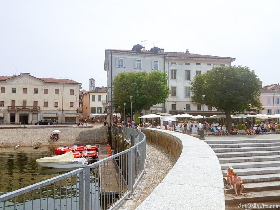 Piazza Libertà, 9 21016 Luino VA Italy Piadina Caffe Clerici Luino Lake Maggiore - JoyDellaVita.com