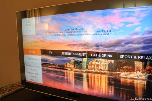 Grand Hotel River Park Bratislava the Luxury Collection -  JoyDellaVita.com