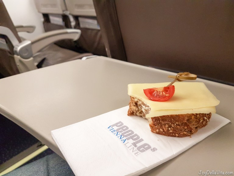 Airline Review: People's Viennaline – Trip Report