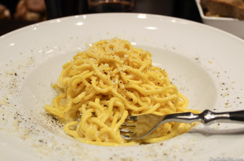 Recipe: Cacio e Pepe (Traditional Dish from Rome, Italy)