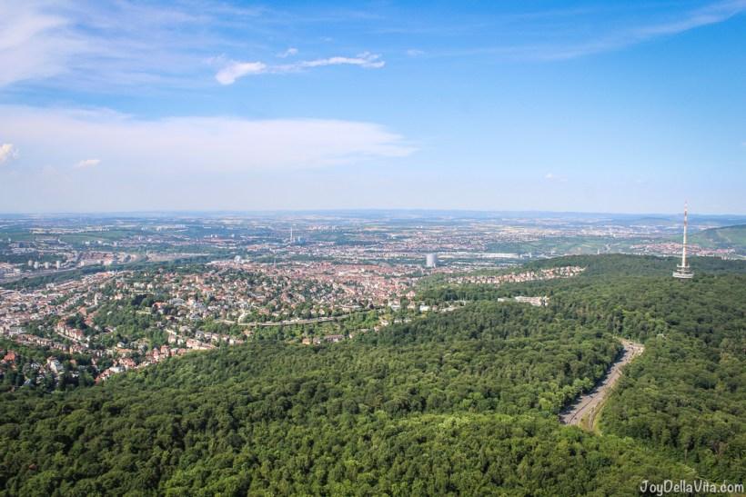 TV Tower Stuttgart Fernsehturm Travelblog JoyDellaVita