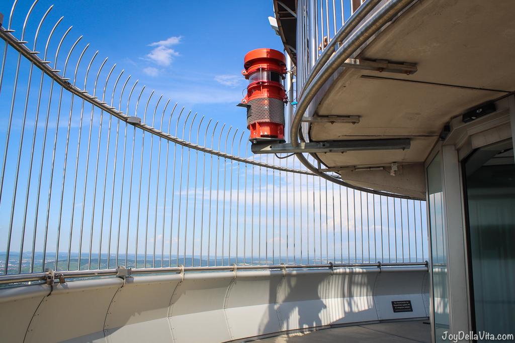TV Tower Stuttgart Fernsehturm Travelblog JoyDellaVita.com
