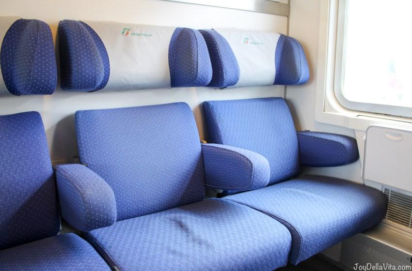 Taking a Train to Rimini / Riccione in Emilia-Romagna