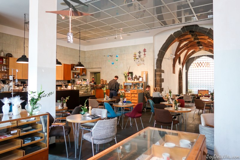 Cafe Frankfurt City Centre Cafébar im Kunstverein Frankfurt