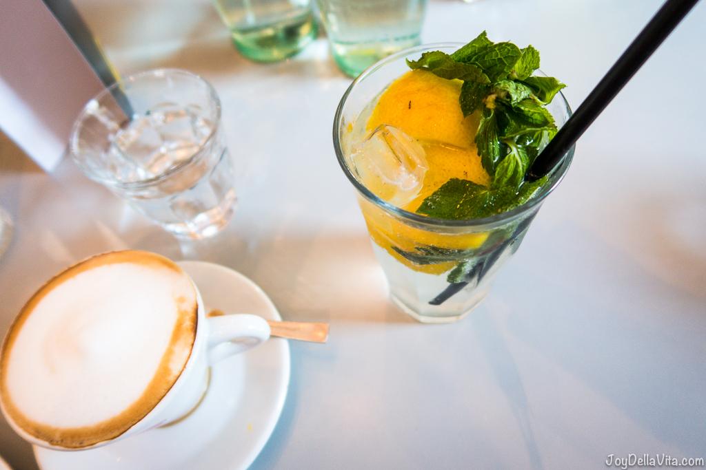 fresh lemonade Cafe Frankfurt City Centre Cafébar im Kunstverein Frankfurt