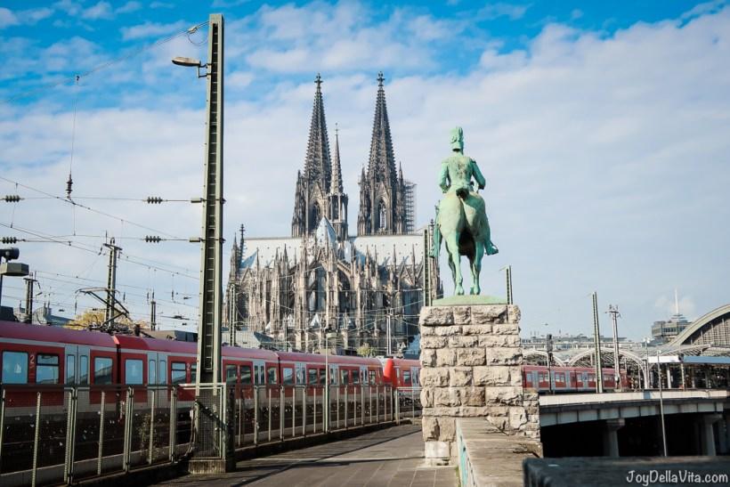 Public Transport in Cologne Germany by Travel Blog JoyDellaVita