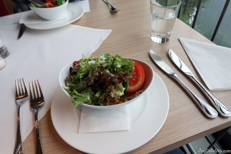 Salad Karren Panorama Restaurant in Dornbirn / Vorarlberg