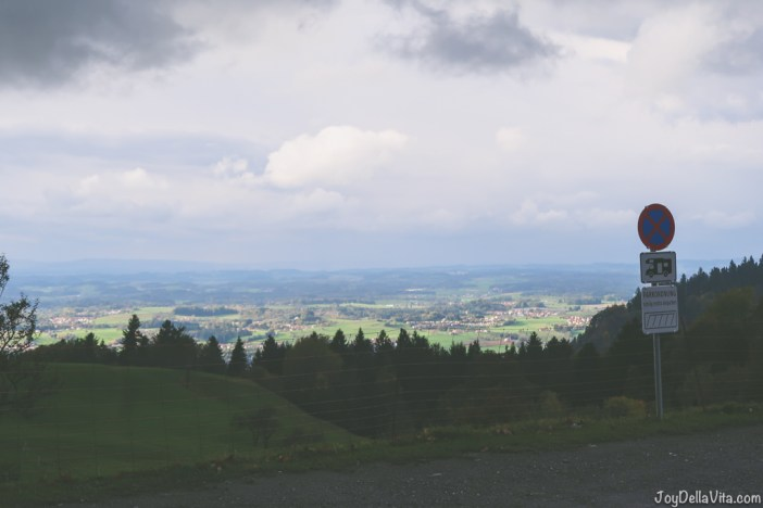 Viewpoint Lake Constance Bodensee Bregenz Vorarlberg Eichenberg