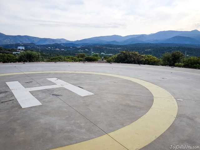 DAIOS COVE Heliport