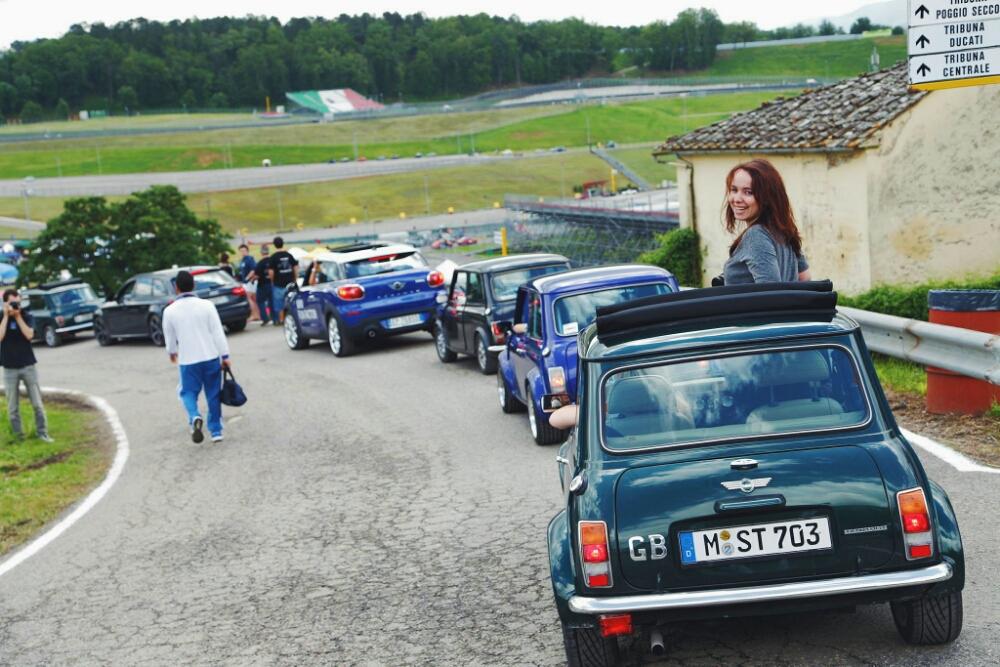 How I started  blogging Lisa The Car Addict Blog Joy Della Vita