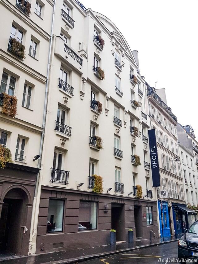 9 HOTEL OPERA 14 Rue Papillon 75009 Paris