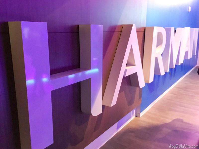 Inside HARMAN Experience Center Northridge