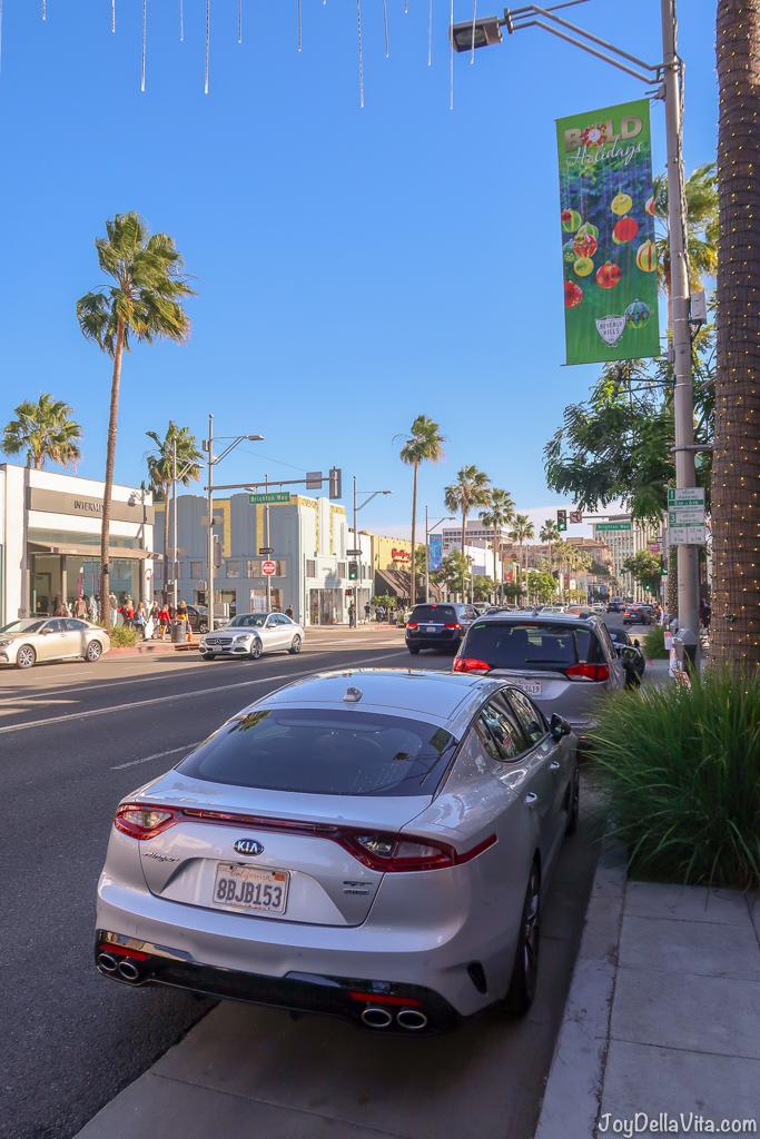 Kia Stinger Harman Kardon Insider Los Angeles JoyDellaVita