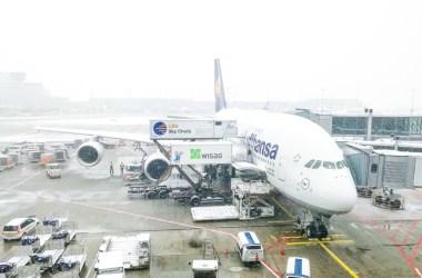 Lufthansa Flight Review: Frankfurt - Los Angeles LH456 (Economy Class) Airbus A380