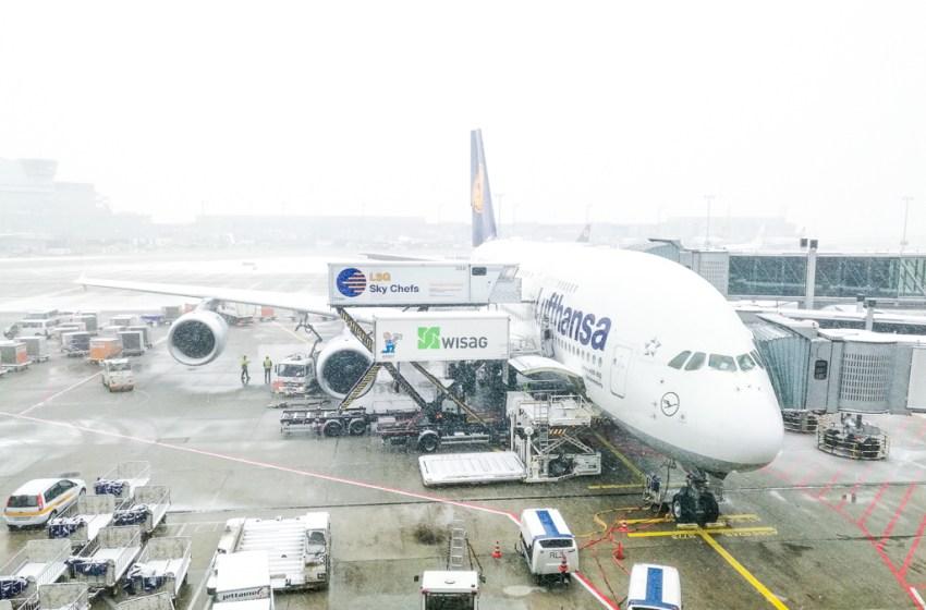 Lufthansa Flight Review: Frankfurt – Los Angeles LH456 (A380 Economy Class)