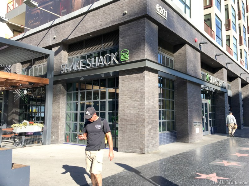Shake Shack Hollywood 6201 Hollywood Blvd 104 Los Angeles CA 90028