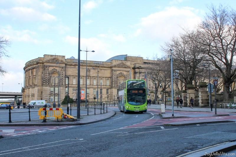 Bus Liverpool