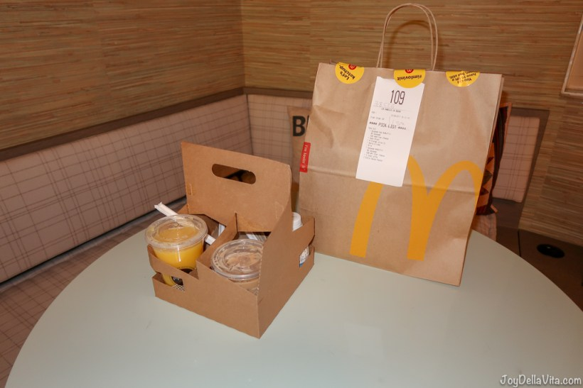 McDonalds McDelivery Los Angeles uberEATS
