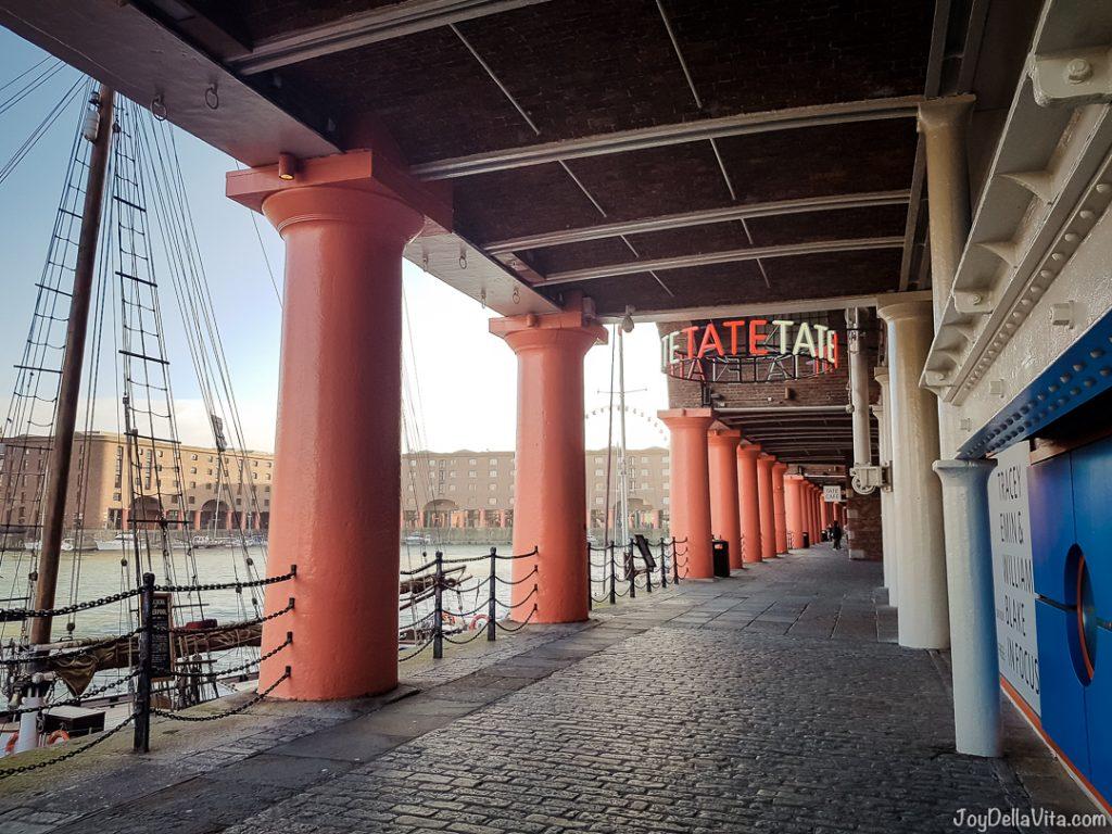 TATE Art Museum Albert Dock  Liverpool L3 4BB, United Kingdom