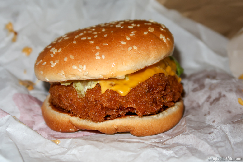 Burger King Veggie Country Burger Germany