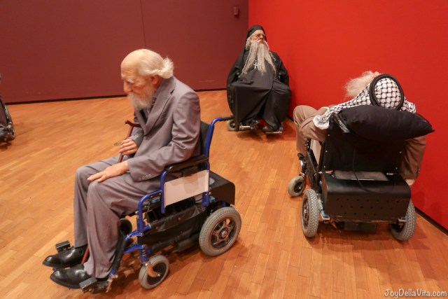 Sun YUAN Old people's home 2007 HYPER REAL National Gallery of Australia Canberra