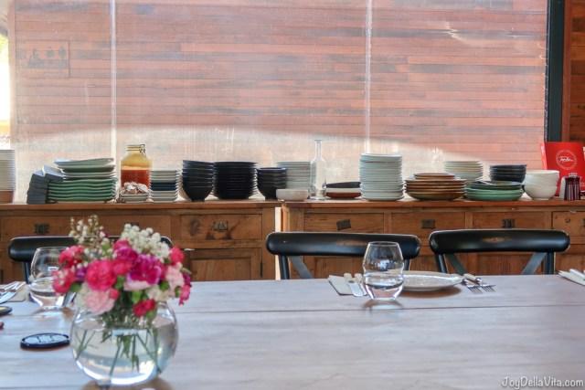 Lunch Feast at Pialligo Estate Canberra