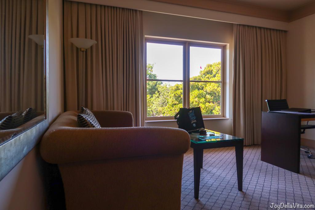 Park HYATT Hotel Canberra Australia Travelblog Review
