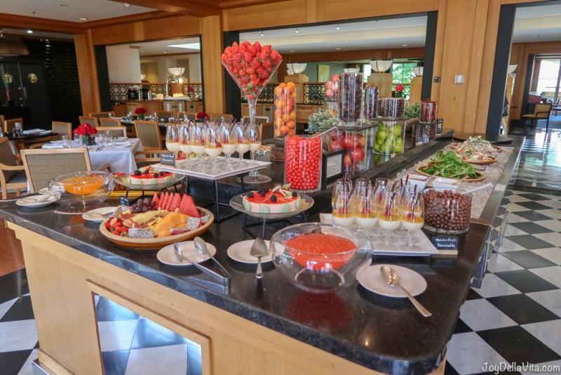 Park HYATT Hotel Canberra Food Catering