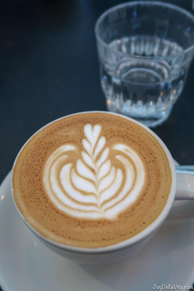Black Betty ONA Coffee with Milk