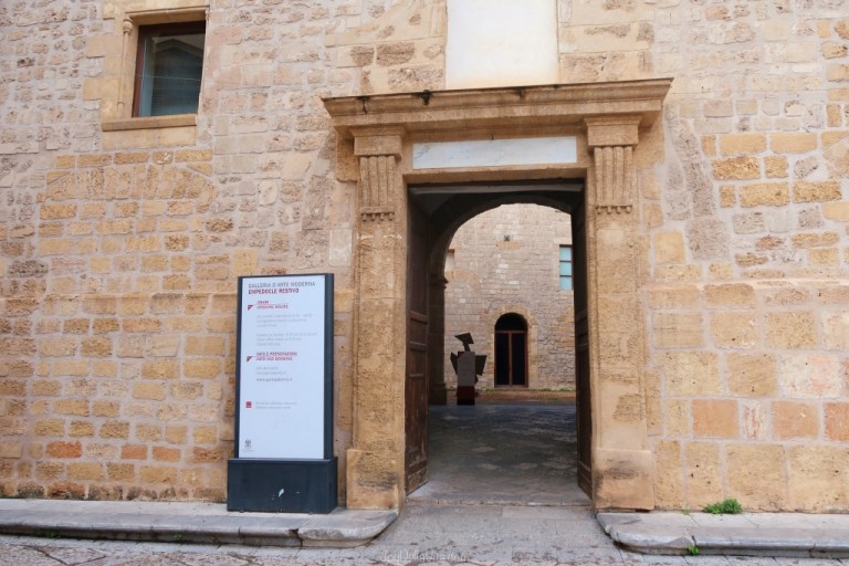 Why you should visit Galleria d'Arte Moderna Palermo on the first Sunday of a month
