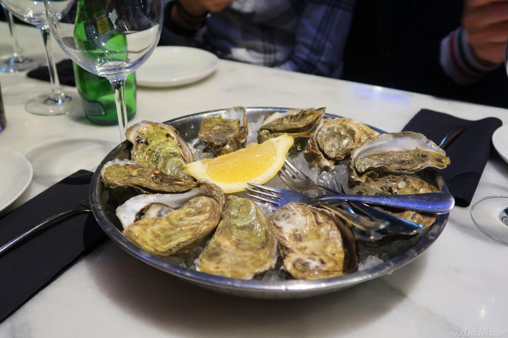 KATA4 oyster bar Donostia San Sebastian