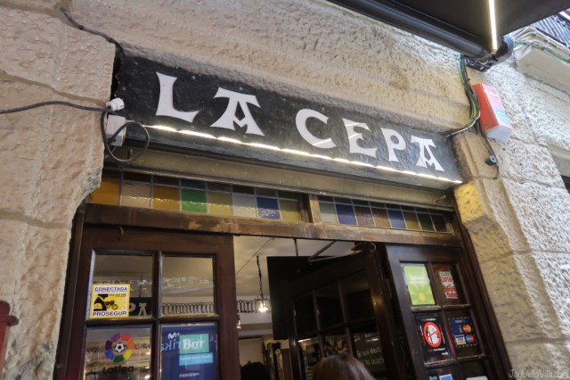 La Cepa 31 de Agosto Kalea, 7 20003 San Sebastián-Donostia Gipuzkoa