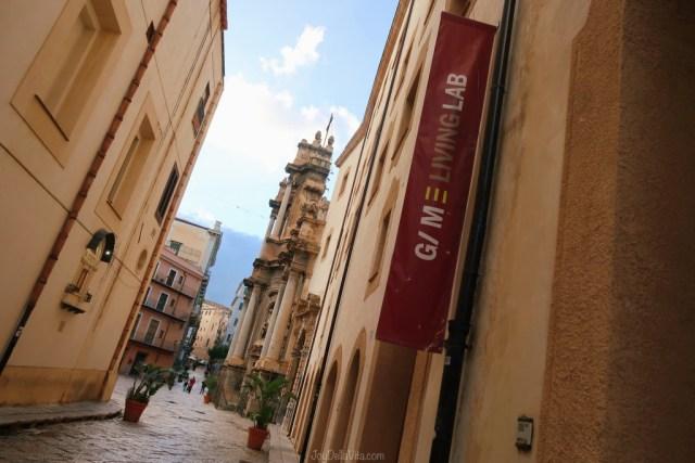 Palermo Galleria d'Arte Moderna Travel Blog