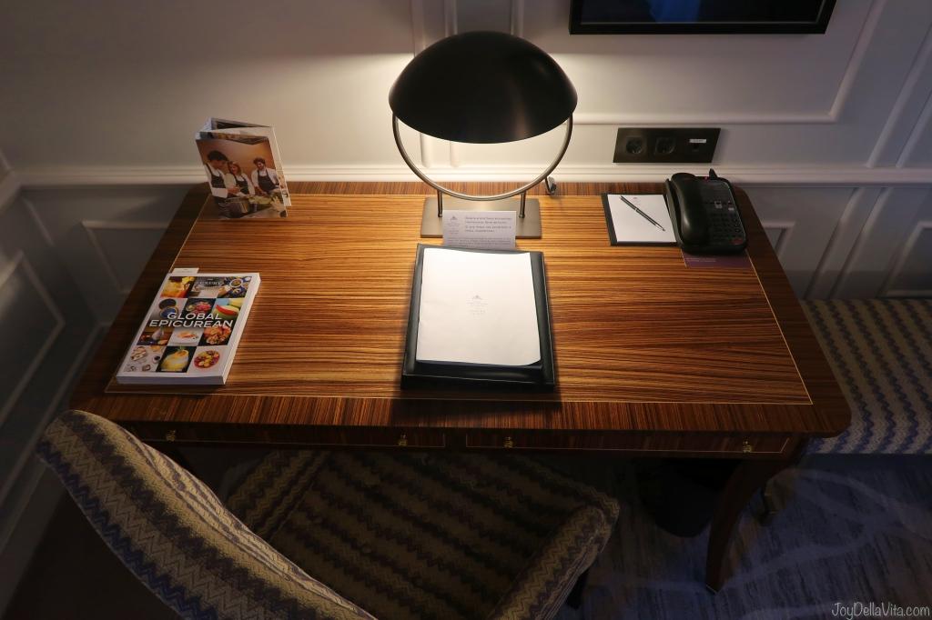 PREMIUM ROOM RIVER VIEW Hotel Maria Cristina San Sebastian Donostia Review Test Experience Travelblogger