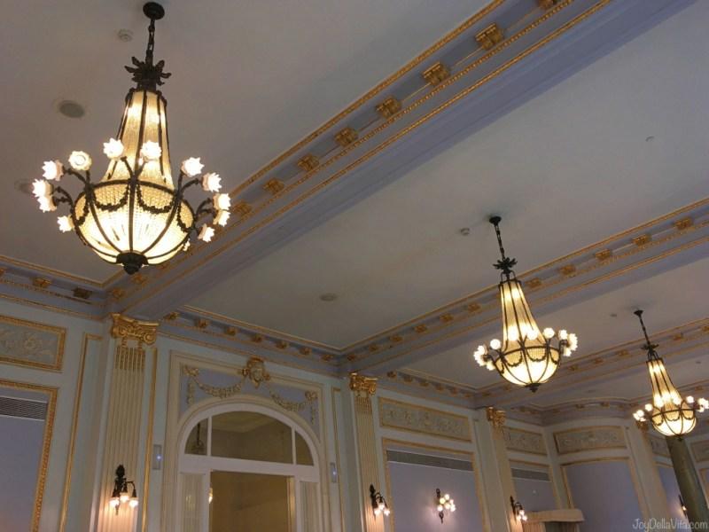 Breakfast Buffet at Hotel Maria Cristina San Sebastian Donostia