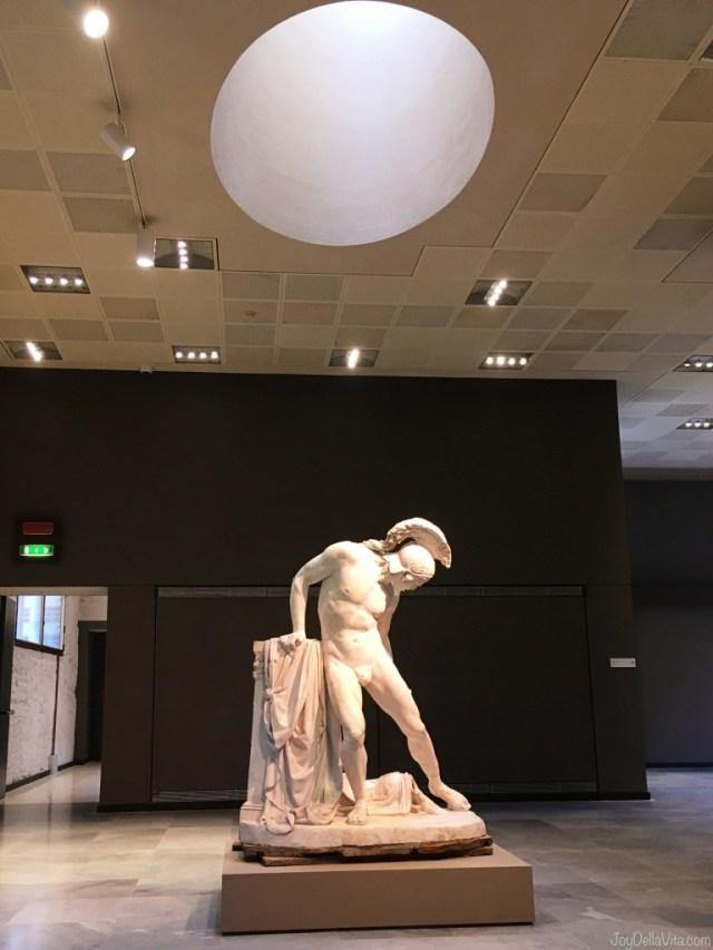 Achille Forti Modern Art Gallery Verona Torre dei Lamberti Citta Alta