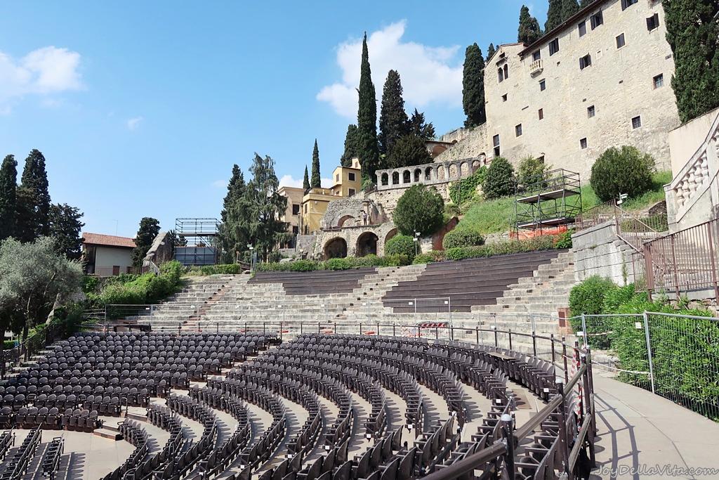 Teatro Romano Verona Archaeological Museum