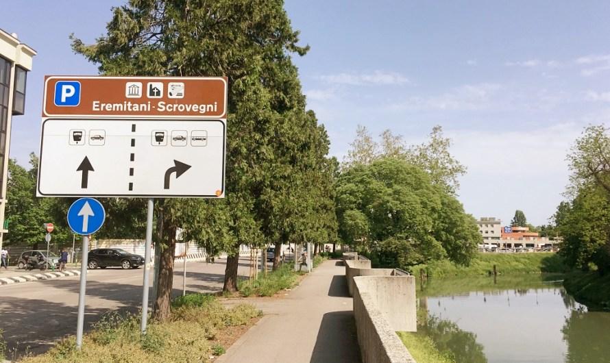 Where to park your car near Padua City Centre / Parcheggio Padova Centro