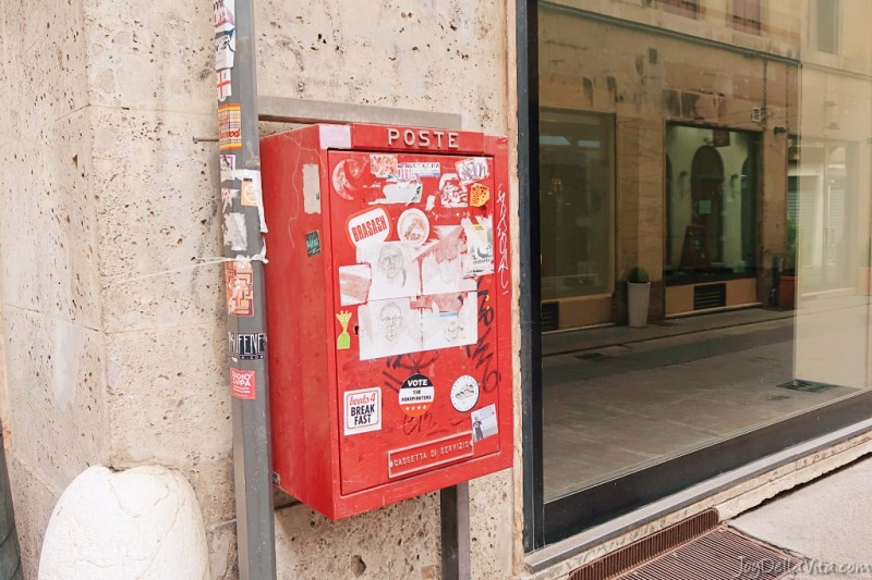 Costs To Send A Postcard From Italy Abroad Joy Della Vita Travelblog