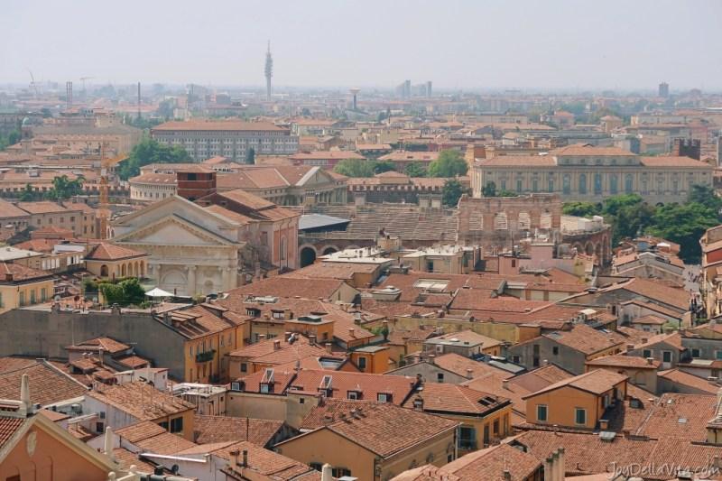 Arena di Verona Torre dei Lamberti