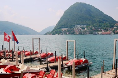 Prices Boat Rental Lugano Lake Lugano Pedalo Travel Blog JoyDellaVita