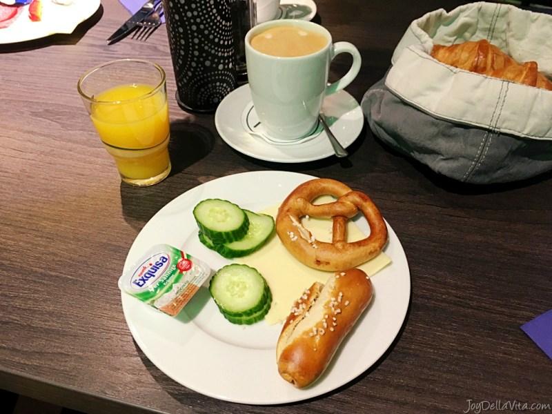 complimentary breakfast ibis styles Tübingen
