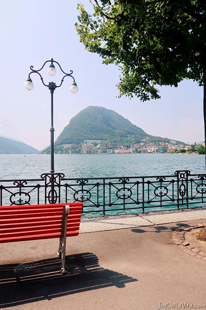 view lake Lugano