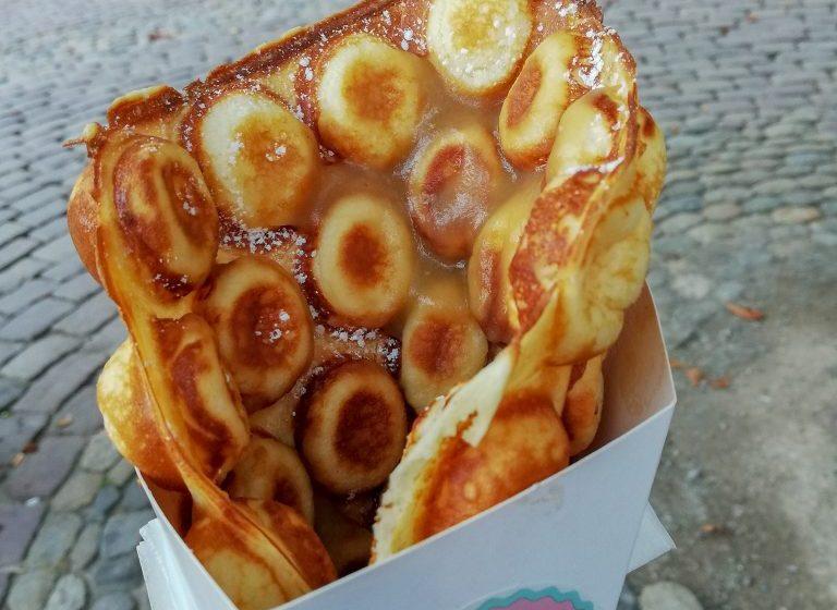 Bubble Waffle in Freiburg