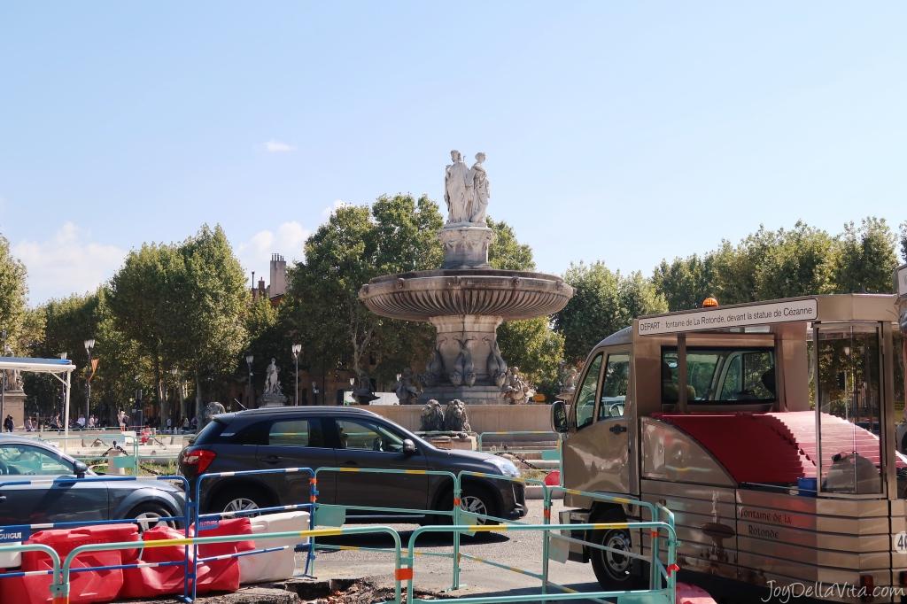 City Train Sightseeing Aix en Provence