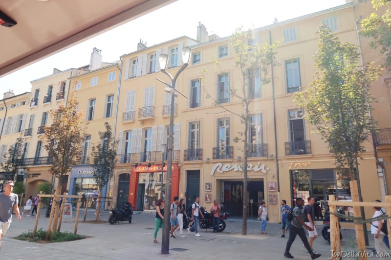 City Train Sightseeing Aix en Provence