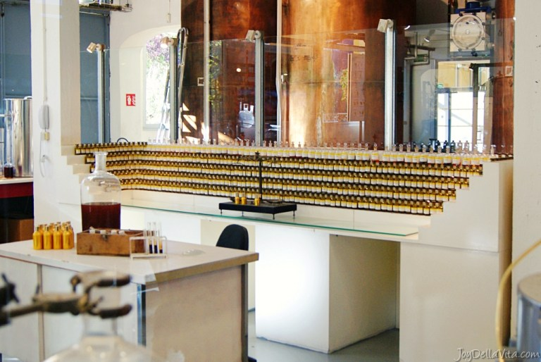 Guided Tour at Fragonard Perfumery – The Èze factory near Monaco / Nice