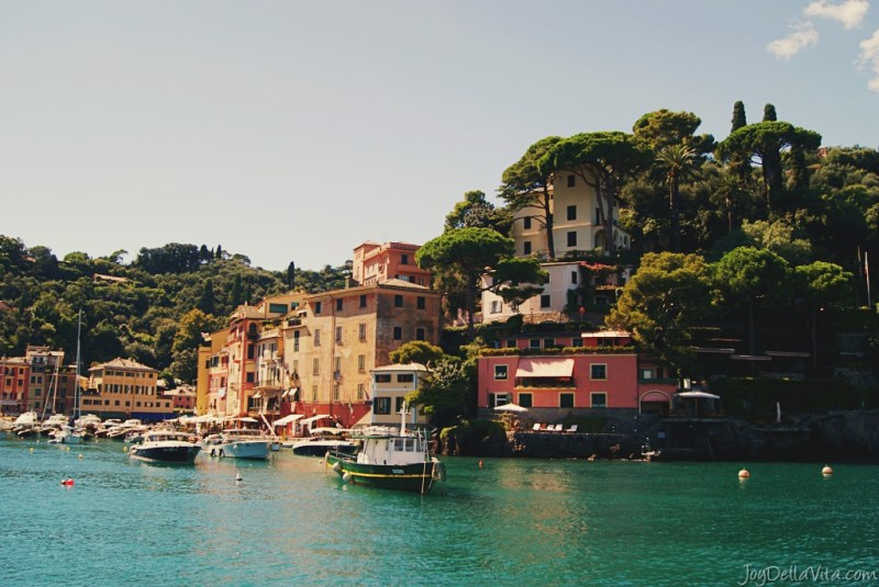 portofino in september